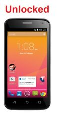 UNLOCKED ZTE Telstra 4GX Buzz WHITE Bluetick Aldi Boost Woolworths