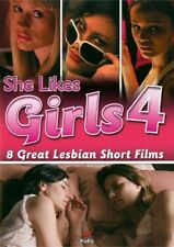 She Likes Girls 4 (DVD, 2009) 8 Great Lesbian Short Films, + NCLR At 30, OOP