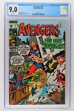 Avengers #77 - Marvel 1970 CGC 9.0