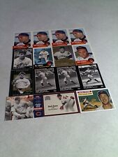 Cleveland Indians:  Lot of 68 cards.....39 DIFFERENT / Baseball