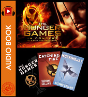 The Hunger Games (Trilogy) / AUDIO BOOK / Bestseller ⚡ / Instant Delivery