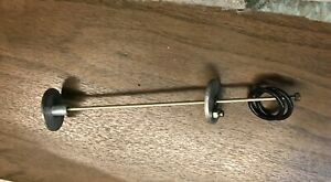 Norton Commando 750 850 Roadster Hi Rider Scrambler Swing Arm End Cap & Rod