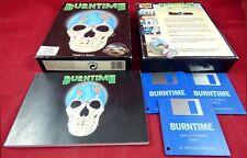 Amiga:  Burntime - Max Design 1993