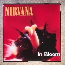 Nirvana In Bloom Coaster Single Cover Ceramic Tile