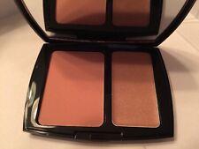 Lancome Blush Subtil Duo powder blush highlighter SHEER AMOUROSE & MAUVE MYSTERE