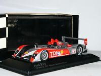 Minichamps Audi R10 TDi 2007 Winner Sebring 12hrs #2 LTD ED 1/43
