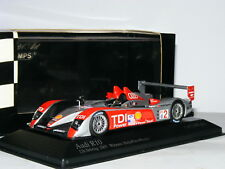 Minichamps Audi R10 TDi 2007 Winner Sebring 12hrs #2 LTD ED 1/43