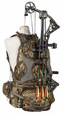 Bow Hunting Backpack Camo Pack Hunter Camping Archery Hiking Deer Gear Fishing
