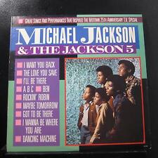 Michael Jackson & The Jackson 5 - Great Songs And Performances LP Mint- 5312ML