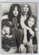 1997 Cornerstone Kiss Series 1 Silver #9 KISStory By late 1972 Card 0f8