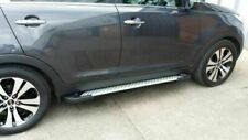 VW TOUAREG 2003-18 SIDE STEPS RUNNING BOARDS PEARL OEM QUALITY