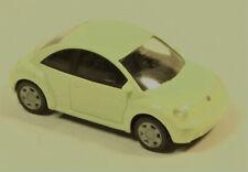 HO Scale WIKING Volkswagen VW New Style Beetle Light Green
