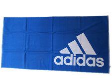 adidas Badetuch Handtuch Strandtuch Sport Sauna Towel L Blau FJ4772 neu