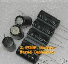 1 Pkt 3 pcs RS Components 22pF vintage les condensateurs mica argent P//N 124-667