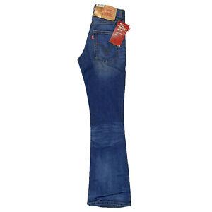 Levi's Ladie's Vintage 525 Slim Boot Women's Jeans (Size 08, 26W / 32L)