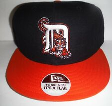 Detroit Tigers Vintage New Era Diamond Collection Fitted Size 7 3/4 NWT Hat