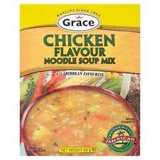 12 x Grace Chicken Noodle Soup 60G