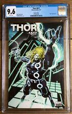 Thor #617 Variant Edition CGC 9.6 2137052002