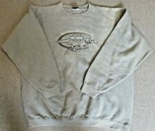 Vintage Harley Davidson Leader of the Pack Sweatshirt Crewneck Size 2XL Brown