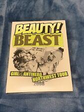 Beauty and the Beast Girl & Anti Hero Northwest Tour Skateboarding Dvd2008 Mint
