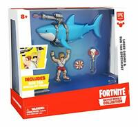 Fortnite Battle Royale Laser Chomp Glider and Sun Tan Specialist Figure Toy
