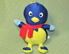 "13"" Fisher Price Backyardigans Nylon Pablo Stuffed Animal Mattel 2008 Plush Doll"