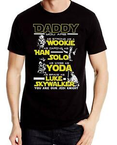 New Star Wars Daddy Jedi T Shirt Wholesale Clarence T-Shirt