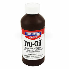 Birchwood Casey Tru-Oil Gun Stock Finish 8 oz 240ml Liquid Bottle Guitar 23035