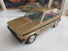 Plasticos Albacete Ford Fiesta in Gold