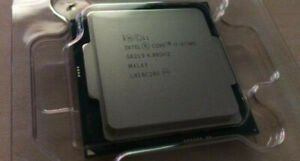 Intel Core I7-4790K 4 GHz Quad Core 8 thread Boost 4,7ghz (overcloccabile)