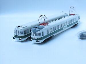 Rivarossi HR2353 ALe 601 Alitalia 2 car Railcar with working lights / panto - ex