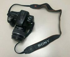 Sony Alpha DSLRA500L 12.3MP Digital SLR Camera with 18-55mm Lens