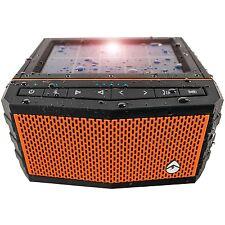 ECOGEAR GDI-EXSJ400 ECOXGEAR SolJam Solar-Powered Waterproof Speaker (Orange)
