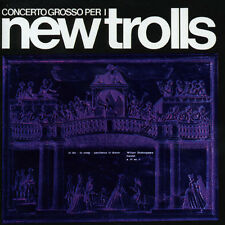 Concerto Grosso - New Trolls (1993, CD NEU)