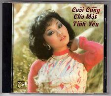 Cuoi cung cho mot tinh yeu (Vietnamese music CD) Huong Lan