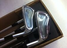 New Mizuno MP H4 Iron 4-PW 7 club set, RH, S-flex, KBS Tour C-Taper 120g Steel