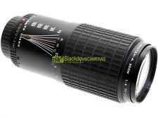 Pentax A zoom 70/200mm. f4 innesto a baionetta Pentax K-A