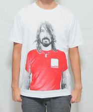 Dave Grohl Foo Fighters US Hard Rock Vintage Art MEN T-SHIRT TEE Size Large L