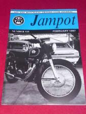 JAMPOT - AJS & MATCHLESS - Feb 1997 # 535