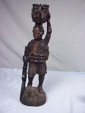 Original Antique Woodenware Figurines/Statues