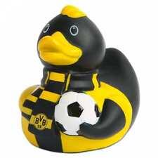 Borussia Dortmund Badeente mit Schal BVB Badeente mit Schal