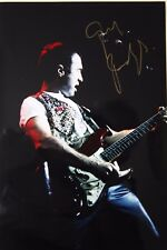 Original signed photo Paul Rodgers Free, Bad Company 11.9x8 in by Mel Longhurst