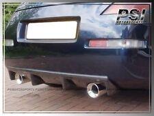 Carbon Fiber Rear Bumper Diffuser fit  03-09 Nissan 350Z Fairlady Z33