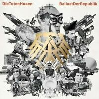 DIE TOTEN HOSEN - BALLAST DER REPUBLIK  CD NEU