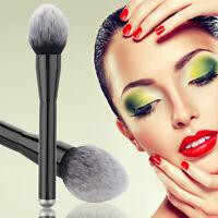 Makeup Cosmetic Brushes Kabuki Contour Face Blush Brush Powder Foundation Tool #