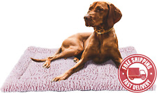 Voopet Dog Bed Fleece Cover Soft Bed Mat Blancket for Dogs and Cats - All Weathe