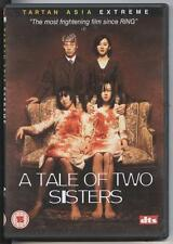 The Tale Of Two Sisters (DVD, 2007)