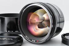 【Near Mint】 Minolta AF 85mm  F1.4 I Lens MINOLTA Hood c-00014
