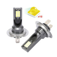 CREE H7 LED Kit Lampadine Lampade Auto Faro Headlight Super Bright Luci 30000LM