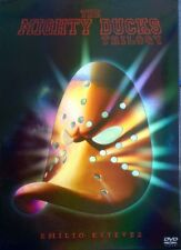 THE MIGHTY DUCKS 1,2,3 Trilogy (DVD PAL COLOR) Emilio Estevez, Family Classic